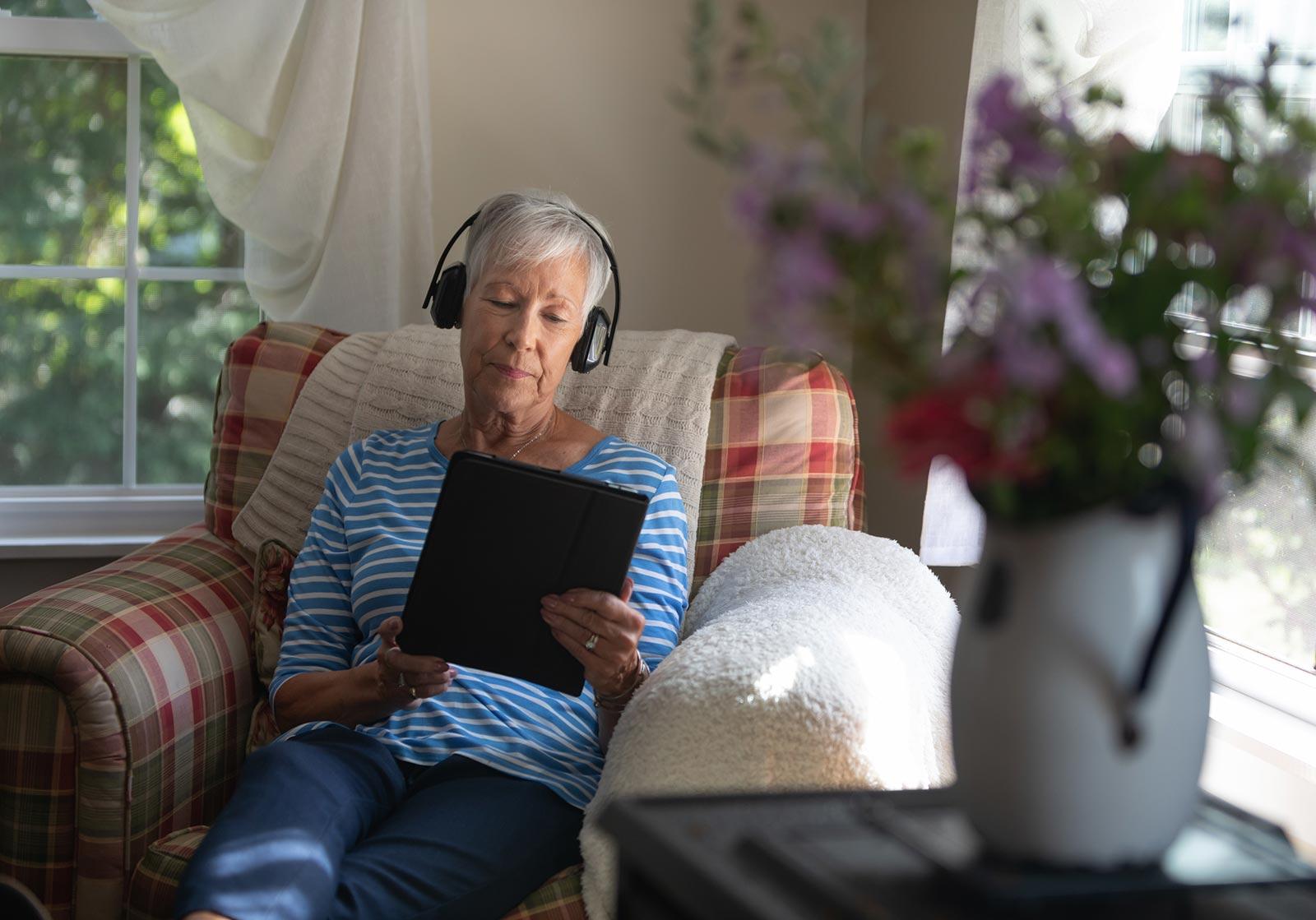 E-learning for the elderly