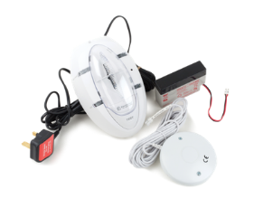 Alarm Kit for deaf and hard of hearing Ei170RF