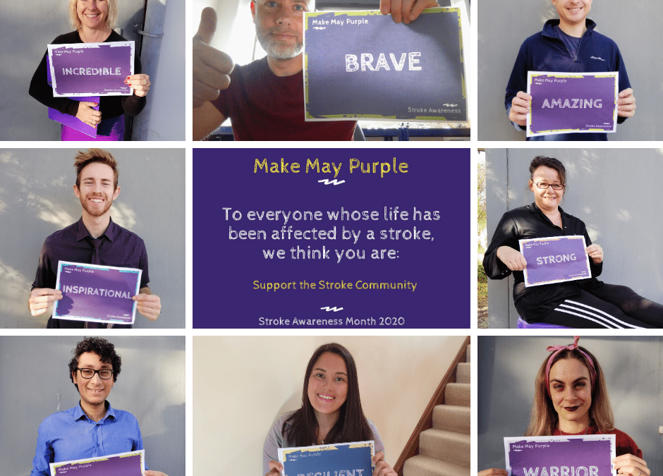 Make May Purple 2020 Campaign